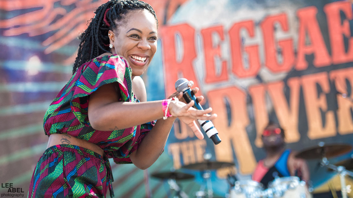 Welcome to Reggae on the River